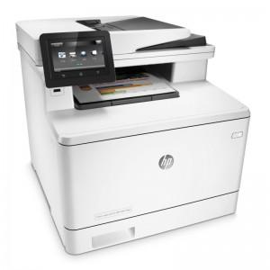 HP Color LaserJet Pro MFP M477fdn/ A4/ 27ppm/ print+scan+copy+fax/ Duplex/ USB/ LAN CF378A