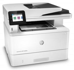 HP LaserJet Pro MFP M428fdw/ A4/ print+scan+copy+fax/ 38ppm/ 1200x1200dpi/ USB/ LAN/ WiFi/ DADF/ duplex/ dotykový panel W1A30A