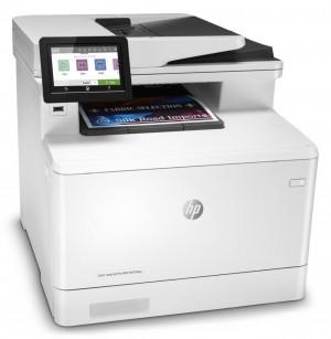 HP Color LaserJet Pro M479fdw MFP/ A4/ 27ppm/ print+scan+copy+fax/ 600x600dpi/ USB/ LAN/ WiFi/ ADF/ duplex W1A80A