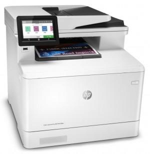 HP Color LaserJet Pro M479fdn MFP/ A4/ 27ppm/ print+scan+copy+fax/ 600x600dpi/ USB/ LAN/ ADF/ duplex W1A79A