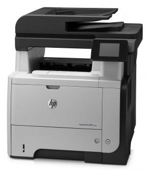 HP LaserJet Pro 500 MFP M521dn ePrint/ A4/ print+scan+copy+fax/ 1200x1200/ USB/ duplex/ LAN/ černá A8P79A