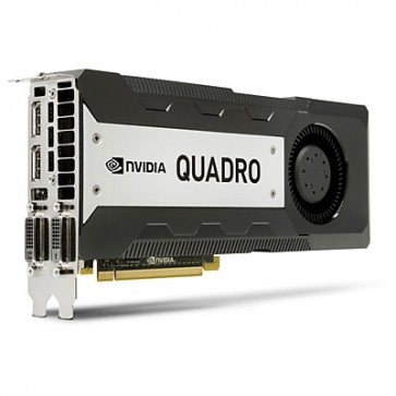 HP NVIDIA Graphics PLUS Quadro K6000
