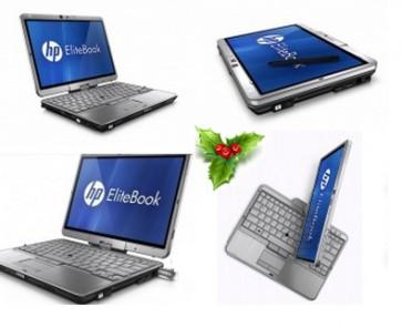 Notebook a tablet v jednom: HP EliteBook 2760p (LG680EA#BCM)