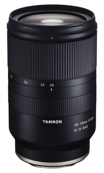 Tamron objektiv 28-75mm F/2.8 Di III RXD pro Sony FE A036SF