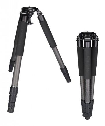 Rollei Stativ Rock Solid Tripod Alpha XL Mark II/ Zátěž 65kg/ Vytažený 190 cm/ Karbon 22653