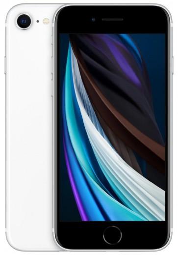 "Apple iPhone SE 256GB White (2020)   4,7"" IPS/ LTE/ IP67/ iOS 13 mxvu2cn/a"
