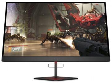 """HP Omen X 27/ 27"""" TN/ QHD/ 240Hz/ 1ms/ 400 cd/m2 / HDMI/ DP/ matný/  černý 6FN07AA"""