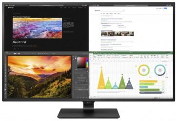 """LG IPS monitor 43UN700 / 42,5"""" / 3840x2160 / 16:9 / 400cd/m2 / 8ms GtG/ 4x HDMI / DP / repro / USB-C 43UN700-B.AEU"""