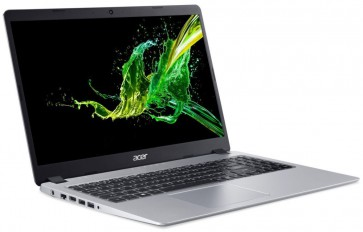 """Acer Aspire 5 A515-43-R61P AMD Ryzen 3 3200U / 8GB+N / 512 SSD+N / 15.6"""" FHD IPS LED LCD / Vega 3 / W10H/ stříbrný NX.HGXEC.004"""