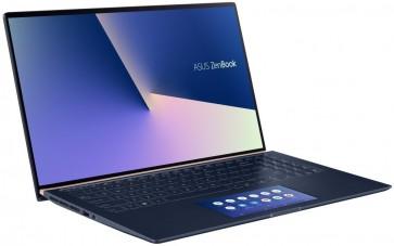 """Asus Zenbook UX534/ i7-8565U/ 16GB LPDDR3/ 512GB SSD/ GTX1650/ 15,6"""" FHD IPS/ W10H/ Modrý UX534FT-A9002T"""