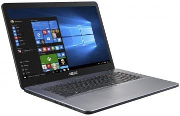 """ASUS X705UA-BX578T/ i3-8130U/ 4GB DDR4/ 256GB SSD/ 17,3"""" HD+/ W10H/ šedý X705UA-BX578T"""