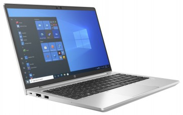 "HP ProBook 640 G8/ i5-1135G7/ 8GB DDR4/ 256GB SSD/ Intel Iris Xe G7/ 14"" FHD IPS/ W10P/ Stříbrný 250F0EA#BCM"
