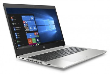 "HP ProBook 450 G6/ i3-8145U/ 8GB DDR4/ 512GB SSD + 2,5""/ Intel UHD 620/ 15,6"" FHD IPS/ W10H/ Stříbrný 8MH09ES#BCM"