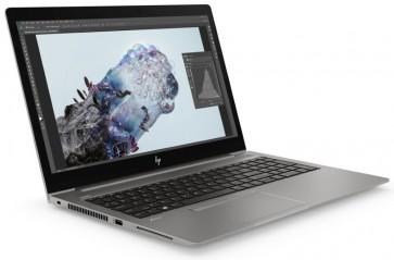 """HP Zbook 15u G6/ i7-8565U/ 16GB DDR4/ 512GB SSD/ WX3200 4GB/ 15,6"""" 4K UHD IPS/ W10P/ Stříbrný 6TP54EA#BCM"""