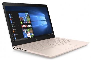 "HP Pavilion 14-bk012nc/ Pentium 4415U/ 4GB DDR4/ 1TB (5400)/ Intel HD 610/ 14"" HD Antiglare/ W10H/ pale rose gold 2PV74EA#BCM"
