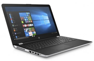 """HP 15-bs015nc/ N3710/ 4GB DDR4/ 256GB SSD/ Intel HD 405/ 15,6"""" FHD SVA/ DVD-RW/ W10H/ stříbrný 1TT99EA#BCM"""