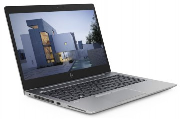 HP Zbook 14u G5/ i5-8250U/ 8GB DDR4/ 512GB SSD/ Radeon Pro WX3100 2GB/ 14'' FHD IPS/ LTE/ W10P/ stříbrný/ 3yw 2ZC32ES#BCM