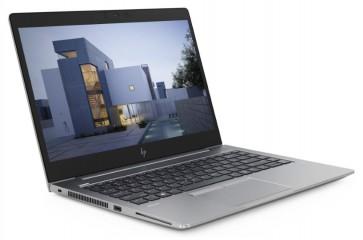 HP Zbook 14u G5/ i7-8550U/ 16GB DDR4/ 1TB SSD/ Radeon Pro WX3100 2GB/ 14'' FHD IPS/ LTE/ W10P/ stříbrný/ 3yw 2ZC31ES#BCM
