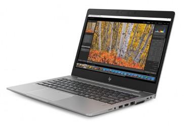 "HP ZBook 14u G5/ i7-8550U/ 16GB DDR4/ 512GB SSD/ AMD Radeon Pro WX3100 2GB/ 14"" FHD IPS Touch/ NFC/ W10P/ stříbrný 2ZC34EA#BCM"
