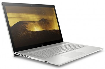 """HP Envy 17-bw0007nc/ i7-8550U/ 16GB DDR4/ 512GB SSD/ GeForce MX150 4GB/ 17,3"""" FHD IPS/ DVD-RW/ W10H/ stříbrný 4JW11EA#BCM"""