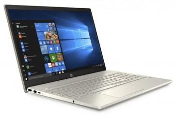 """HP Pavilion 15-cs2007nc/ i5-8265U/ 8GB DDR4/ 256GB SSD + 1TB (5400)/ MX250 2GB/ 15,6"""" FHD IPS/ W10H/ Zlatý 6WH41EA#BCM"""