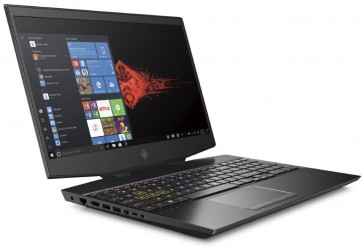 "HP Omen 15-dh0102nc/ i7-9750H/ 16GB DDR4/ 512GB SSD + 1TB (7200)/ RTX 2060 6GB/ 15,6"" FHD IPS/ W10H/ Černý 8RU67EA#BCM"