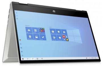 "HP Pavilion x360 14-dw0005nc/ i7-1065G7/ 16GB DDR4/ 512GB SSD/ Intel Iris Plus/ 14"" FHD IPS/ W10H/ Stříbrný 1V2E0EA#BCM"