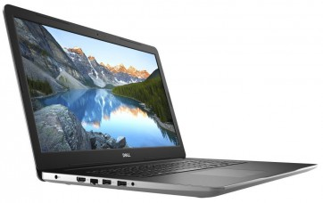 "DELL Inspiron 17 (3780)/ i7-8565U/ 8GB/ 128GB SSD + 1TB/ 17.3"" FHD/  AMD R520 2GB/ W10/ stříbrný/ 2Y Basic on-site N-3780-N2-712S"
