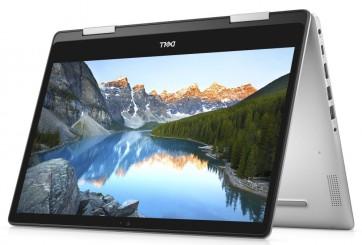 """DELL Inspiron 14 5000 2v1 (5491) Touch / i5-10210U/ 8GB/ 256GB SSD/ 14"""" FHD/ W10/ stříbrný/ 2Y Basic on-site TN-5491-N2-511S"""