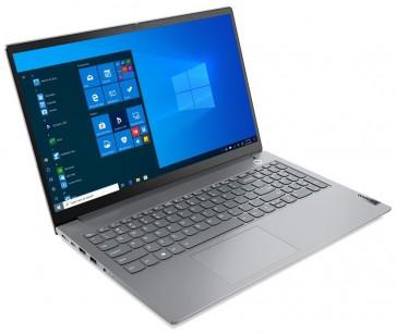 "Lenovo ThinkBook 15 G2 ITL/ i7-1165G7/ 16GB DDR4/ 512GB SSD/ NVIDIA MX450/ 15,6"" FHD IPS/ W10P/ Šedý 20VE005FCK"