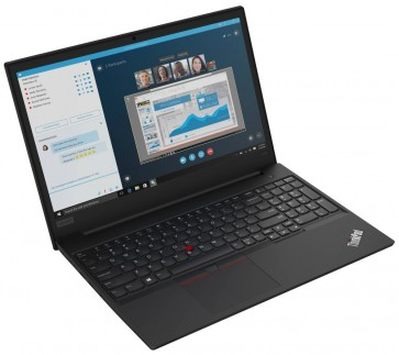 "Lenovo E595/ Ryzen 5 3500U/ 8GB DDR4/ 256GB SSD + 1TB (5400)/ Radeon Vega 8/ 15,6"" FHD IPS/ W10P/ Černý 20NF0004MC"