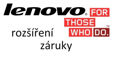 Lenovo rozšíření záruky ThinkPad E 4r on-site NBD + 4r ADP (z 1r carry-in) 5PS0A23667