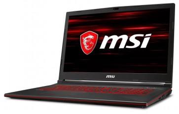 MSI Herní notebook GL73 8SE-205CZ/ i7-8750H/ DDR4 16GB/1TB HDD+256GB SSD/ 17,3 FHD/ RTX2060 6GB/ Win10H/ černý GL73 8SE-205CZ