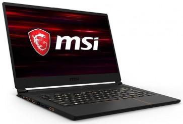 MSI Herní notebook GS65 Stealth 9SD-675CZ/ i7-9750H/ DDR4 16GB/1TB SSD/ 15,6 FHD/ GTX1660Ti 6GB/ Win10H/ černý GS65 Stealth 9SD-675CZ