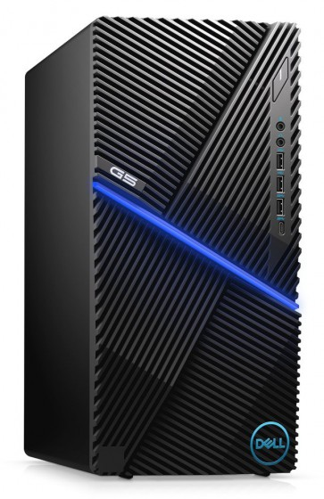 DELL Inspiron 5090 Gaming/ i5-9400/ 8GB/ 256GB SSD+1TB 7200/ nV GeForce GTX 1660 Ti 6GB/ WiFi/ W10/ 2Y Basic on-site D-5090-N2-501K