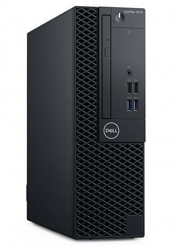 DELL OptiPlex 3070 SFF/ i3-9100/ 4GB/ 1TB (7200)/ DVDRW/ W10Pro/ 3Y Basic on-site 9TMNG