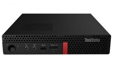 Lenovo ThinkStation P330/ Tiny/ i7-8700/ 8GB DDR4/ 256GB SSD/ Intel UHD 630/  W10P/ Černý + kbd,myš 30CF001LMC