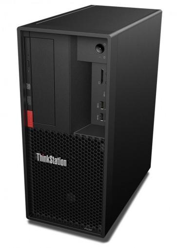 Lenovo ThinkStation P330 G2/ TWR/ E-2244G/ 16GB DDR4/ 512GB SSD/ P2200 5GB/ DVD-RW/ W10P/ Černý + kbd, myš 30CY002BMC