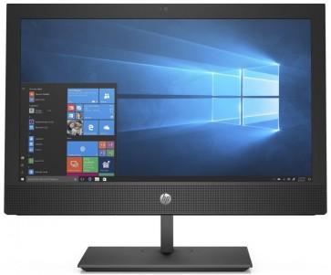 """HP ProOne 400 G4 AiO/ i3-8100T/ 4GB DDR4/ 500GB (7200)/ Intel UHD 630/ 20"""" HD+TN/DVD-RW/ W10P+usb kbd,myš 4HS40EA#BCM"""