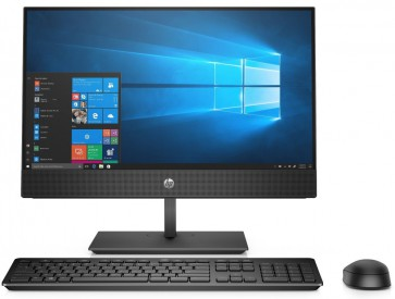 "HP ProOne 600 G4 AiO/ i5-8500/ 8GB DDR4/ 256GB SSD/ Intel UHD 630/ 21,5"" FHD IPS/DVD-RW/ W10P+wless kbd,myš 4KX97EA#BCM"