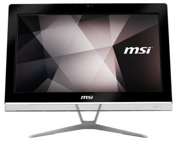 """MSI Pro AIO 20EXTS/ i3-7100/ 4GB DDR4/ SSD 256GB/ Intel HD 630/ 19,5"""" HD LED dotyk./ non-OS/ černý PRO 20EXTS 7M-068XEU"""