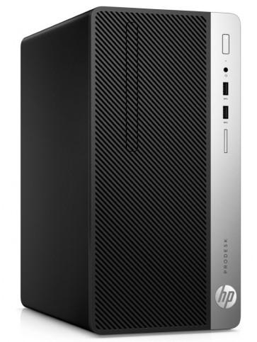 HP ProDesk 400 G4 MT Intel i7-7700/ 1x8GB / 1 TB / Intel HD / W10 Pro 1JJ77EA#BCM