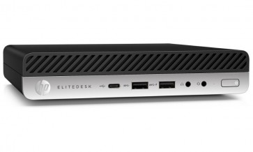 HP EliteDesk 800 G3 DM/ i5-7500T/ 8GB/ 256GB SSD/ Intel HD Graphics 630/ W10 Pro/ 3NBD 1CB51EA#BCM
