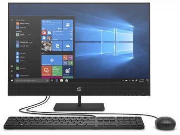 """HP ProOne 440 G6/ AiO/ i3-10100T/ 8GB/ SSD 256 GB/ 23,8""""/ Intel UHD 630/ DVD-RW/ Bez OS/ Černý/ kbd+myš 294T9EA#BCM"""