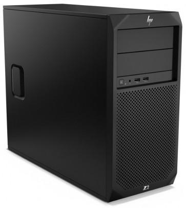 HP Z2 G4/ MT/ Xeon E-2274G/ 16GB DDR4/ 256GB SSD/ P2200 5GB/ DVD-RW/ W10P +kbd,myš 8JJ71EA#BCM