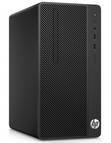 HP 290 G1 MT/ Pentium G4560/ 4GB DDR4/ 500GB (7200)/ Intel HD 610/ DVD-RW/ FreeDOS + monitor HP VH240a v balení 3EC11EA#BCM
