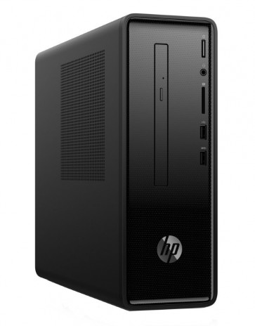 HP Slimline 290-p0001nc/Pentium G5400 (3.7GHz/ 2 cores)/8GB DDR4 2400 (1x8GB)/1TB 7200/Intel UHD Graphics 630/Windows 10 64bit | 4JT00EA#BCM