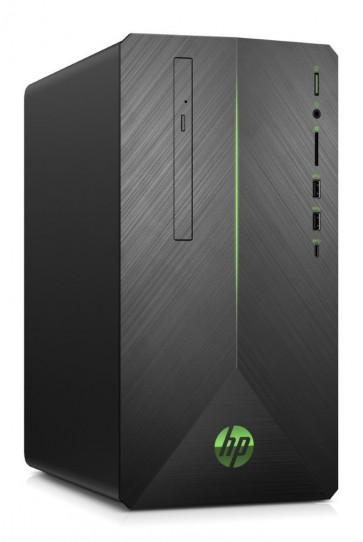 HP Pavilion Gaming 690-0004nc/ i7-8700/ 16GB DDR4/ 256GB SSD+1TB (7200)/ GeForce GTX 1060 6GB/DVD-RW/ W10H + kbd a myš 4KG32EA#BCM