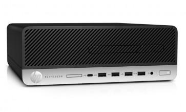 HP EliteDesk 705 G4 SFF/ Ryzen 5 Pro 2400G/ 8GB DDR4/ 256GB SSD/ Radeon RX Vega 11/ DVD-RW/ W10P+usb klávesnice a myš 4HN44EA#BCM