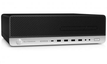HP EliteDesk 800 G4 SFF/ i5-8500/ 8GB DDR4/ 256GB SSD/ Intel HD/ DVD-RW/ W10P+usb klávesnice a myš 4KW29EA#BCM